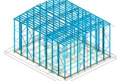 Budowa budynku magazynu - 03